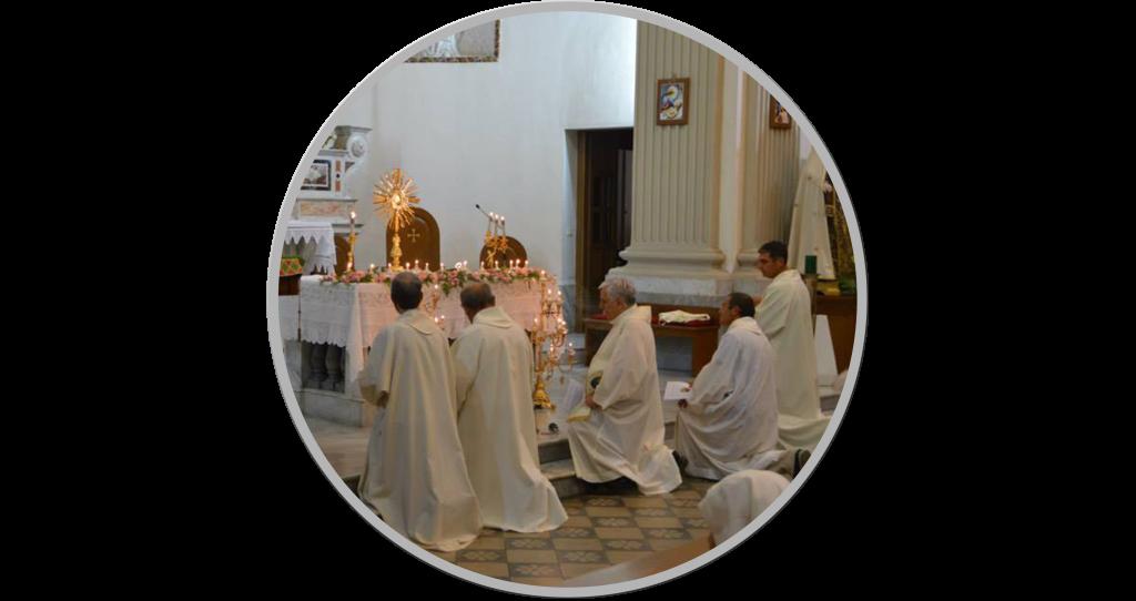 Veglia di preghiera: FOTO